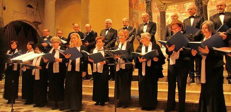 Concerto del coro polifonico della parrocchia di san Saba a Roma